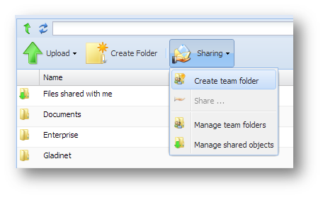 Cloud Server - Share Files from Your File Server over the