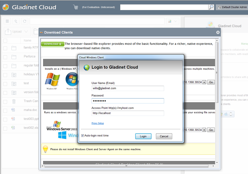 centrestack access client deployment guide